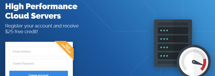 Vultr 2018 年最新活动:新用户注册赠送 25 美元